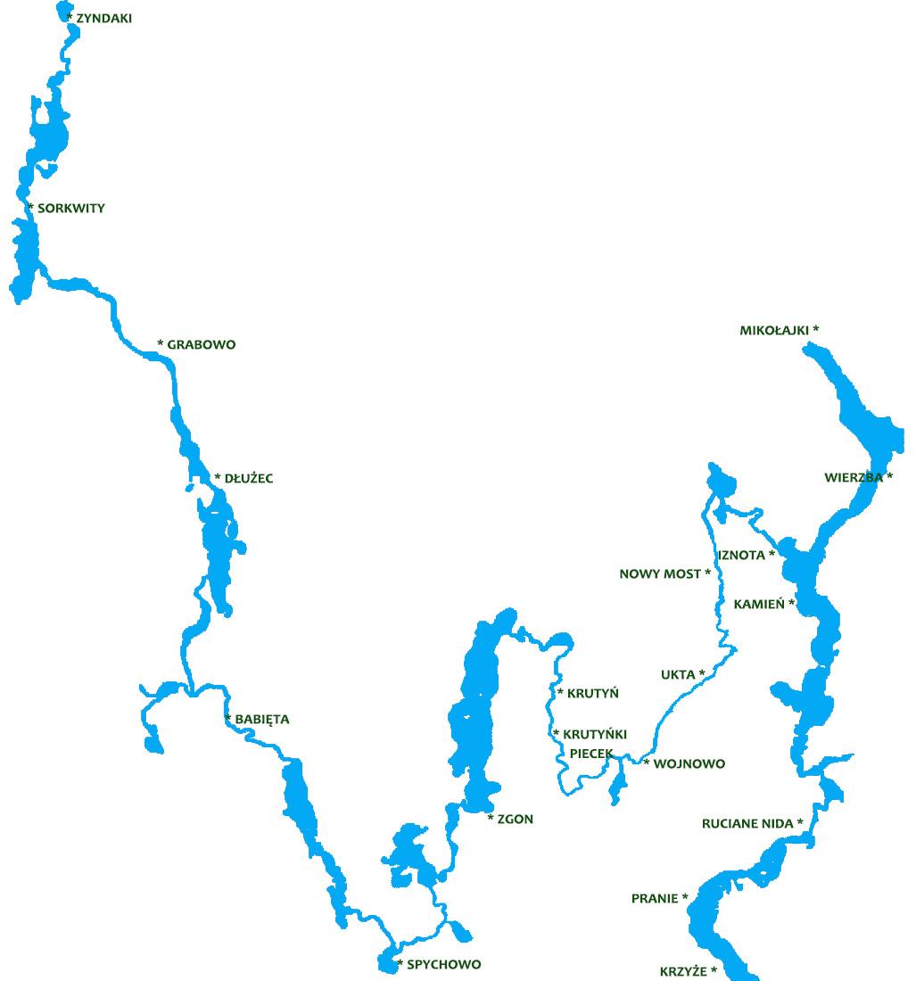 Szlak rzeki Krutynia